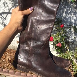 FRYE Womens Tall Boots